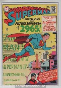 SUPERMAN (1939 DC) #181 VF+ A00582