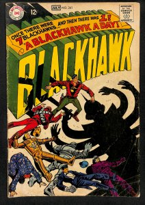 Blackhawk #241 (1968)