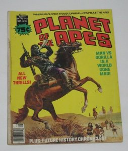 Planet of the Apes #24 1976 Magazine Comic VG/FN
