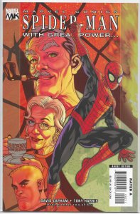 Spider-Man  : With Great Power...   #2 of 5 VF/NM