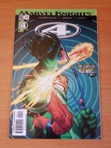Marvel Knights 4 #11 ~ NEAR MINT NM ~ 2004 Marvel Comics