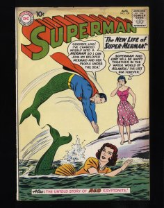 Superman #139 VG 4.0
