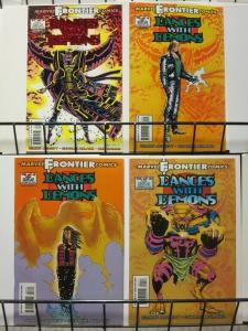 DANCES WITH DEMONS(1993 MARVEL UK) 1-4THE SET!
