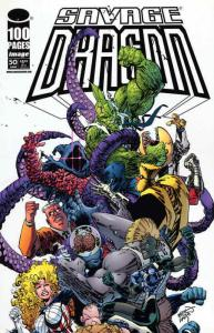 Savage Dragon, The #50 VF/NM; Image | save on shipping - details inside