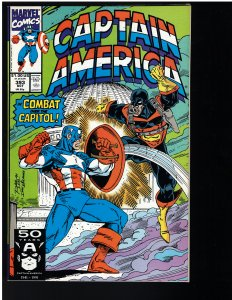 Captain America #393 (Marvel, 1991)
