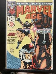 Marvel Age #9 (1983)