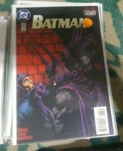 Batman #533 1996, DC COMICS  LEGACY HUNTRESS ROBIN NIGHTWING