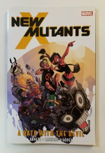 NEW MUTANTS VOL.5 A DATE WITH THE DEVIL TPB SOFT COVER FIRST PRINT VF/NM