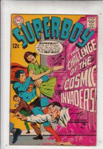 Superboy #153 (Jan-69) VF/NM- High-Grade Superboy