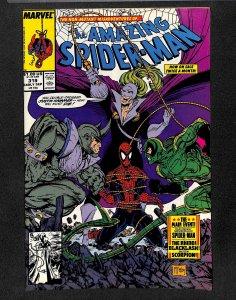 Amazing Spider-Man #319 FN/VF 7.0 McFarlane!