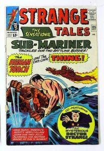 Strange Tales (1951 series) #125, VG (Actual scan)