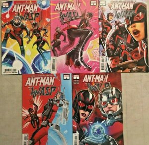 Ant-Man And The Wasp #2 2018 MARVEL Comics NM