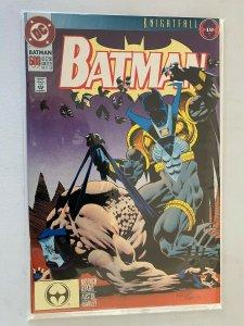 Batman #500 NM un-polybagged (1993)