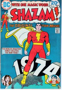 SHAZAM(vol. 1) # 11  Save Christmas !!