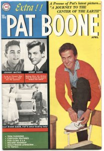 PAT BOONE #4-1960-BOBBY DARIN-JOHNNY MATHIS-JOURNEY TO THE CENTER OF THE EARTH