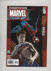 Ultimate Marvel Team-Up #16 (2002)