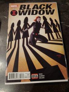 Black Widow #3 (2016)