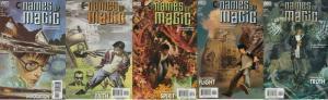NAMES OF MAGIC (2001 VERTIGO) 1-5  COMPLETE!