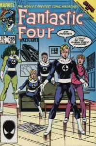 Fantastic Four (Vol. 1) #285 FN; Marvel | save on shipping - details inside