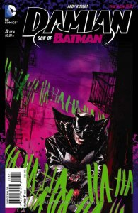 Damian: Son of Batman #3A VF/NM; DC | save on shipping - details inside