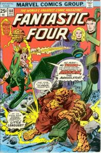 Fantastic Four (Vol. 1) #160 FN; Marvel | save on shipping - details inside