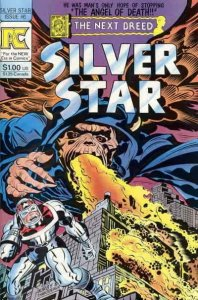 Silver Star #6 VF; Pacific | save on shipping - details inside