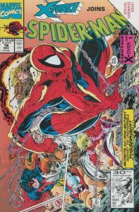 Spider-Man #16 VF; Marvel | save on shipping - details inside