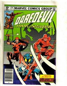 Daredevil # 174 NM- Marvel Comic Book Frank Miller Elektra Bullseye Hand HJ9