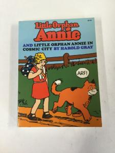 Little Orphan Annie Cosmic City Harold Gray Dover Publications SC B30