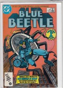 Blue Beetle #1 (1986)