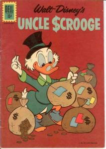 UNCLE SCROOGE 37 VG-F  Mar.-May 1962 COMICS BOOK