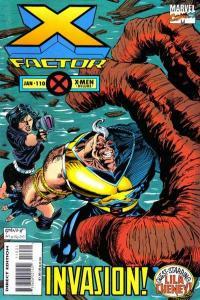 X-Factor (1986 series) #110, NM- (Stock photo)