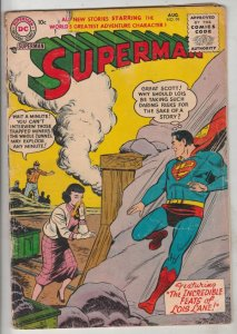 Superman #99 (Aug-55) FR/GD Low-Grade Superman