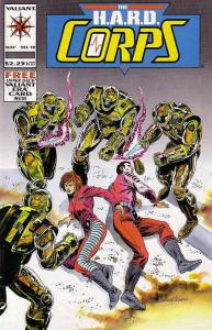 H.A.R.D. Corps, The #18 VF/NM; Valiant | save on shipping - details inside