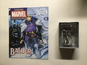 Balder The Brave 153 Classic Marvel Figure Collection Lead Magazine Eaglemoss