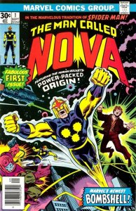 Nova # 1 (ungraded) stock photo / SCM / 001