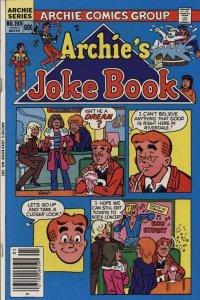 Archie's Joke Book Magazine #285, NM- (Stock photo)