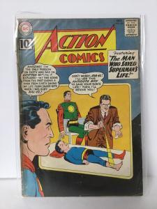 Action Comics 1.8 Gd- Good- Cover Detached DC Comics SA