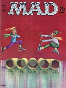 Mad #70 VG; E.C | low grade comic - save on shipping - details inside