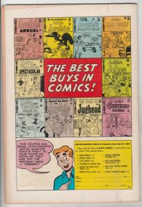Archie's Mad House #43 (Oct-65) FN Mid-Grade Captain Sprocket