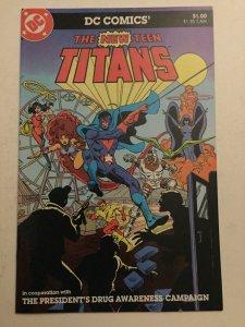 New Teen Titans Nm Near Mint Dc