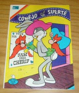 Conejo de la Suerte #577 FN; Novaro   save on shipping - details inside