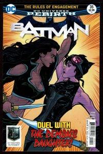 Batman #35 Rebirth (Jan 2018, DC) 0 9.0 VF/NM