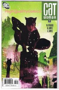 CATWOMAN #63, NM-, Pfeifer, Lopez, Femme Fatale, 2002, more CW in store