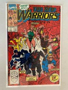 Warriors #1 6.0 FN (1990 1st Series)