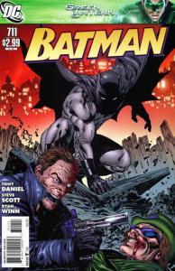 Batman #711 VF/NM; DC | save on shipping - details inside