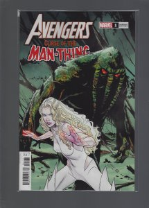 Avengers: Curse Of The Man-Thing #1 Variant