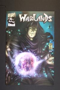 Warlands # 6 June 2002 Image Comics