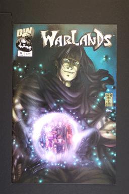 Warlands # 6 June 2002 Image Comics