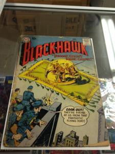 Blackhawk 111 GD-   Detached Cover (DC Apr. 1957)